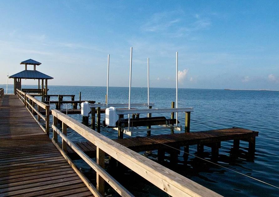 RSCB fishing pier